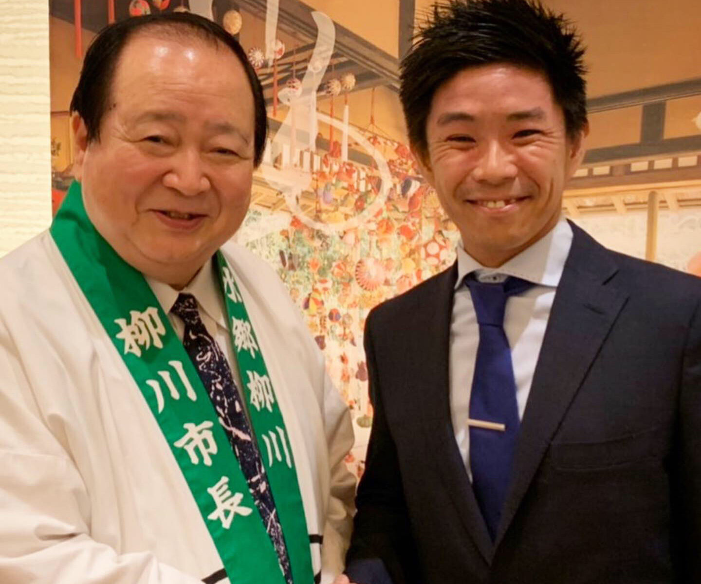 柳川観光大使